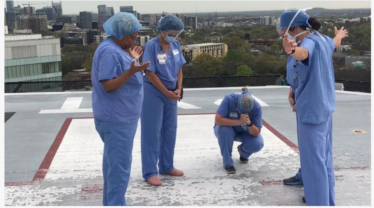 Rooftop Prayer